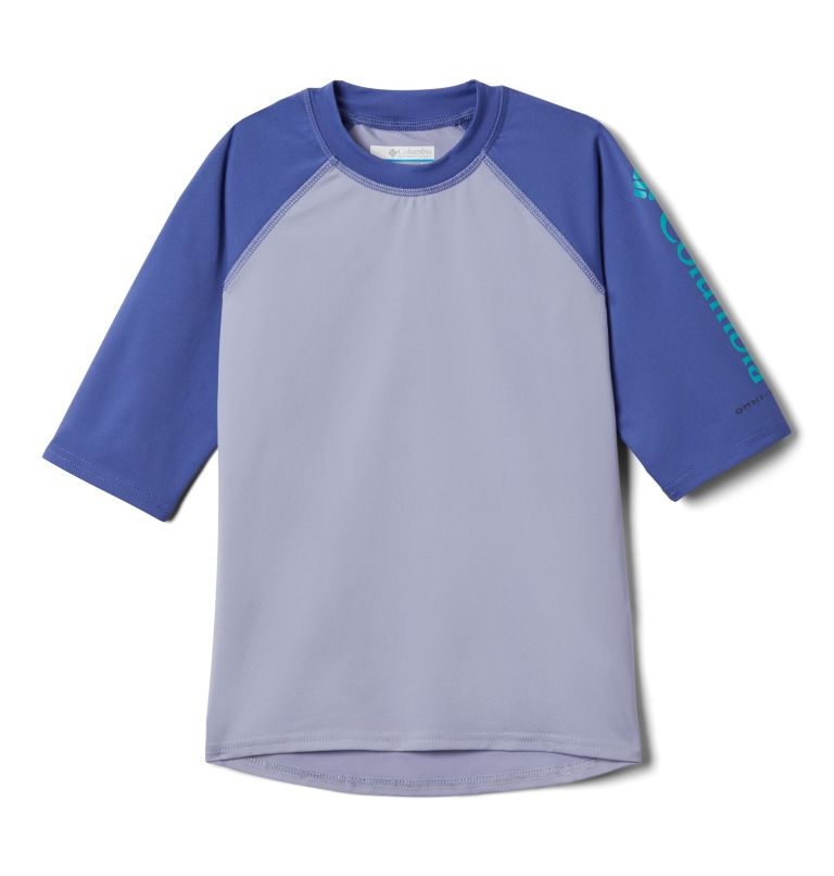 Kids' Sandy Shores™ Short Sleeve Sunguard Shirt Kids' Sandy Shores™Short Sleeve Sunguard Shirt, front