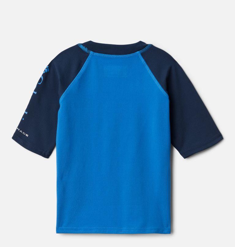 Kids' Toddler Sandy Shores™Short Sleeve Sunguard Shirt Kids' Toddler Sandy Shores™Short Sleeve Sunguard Shirt, back