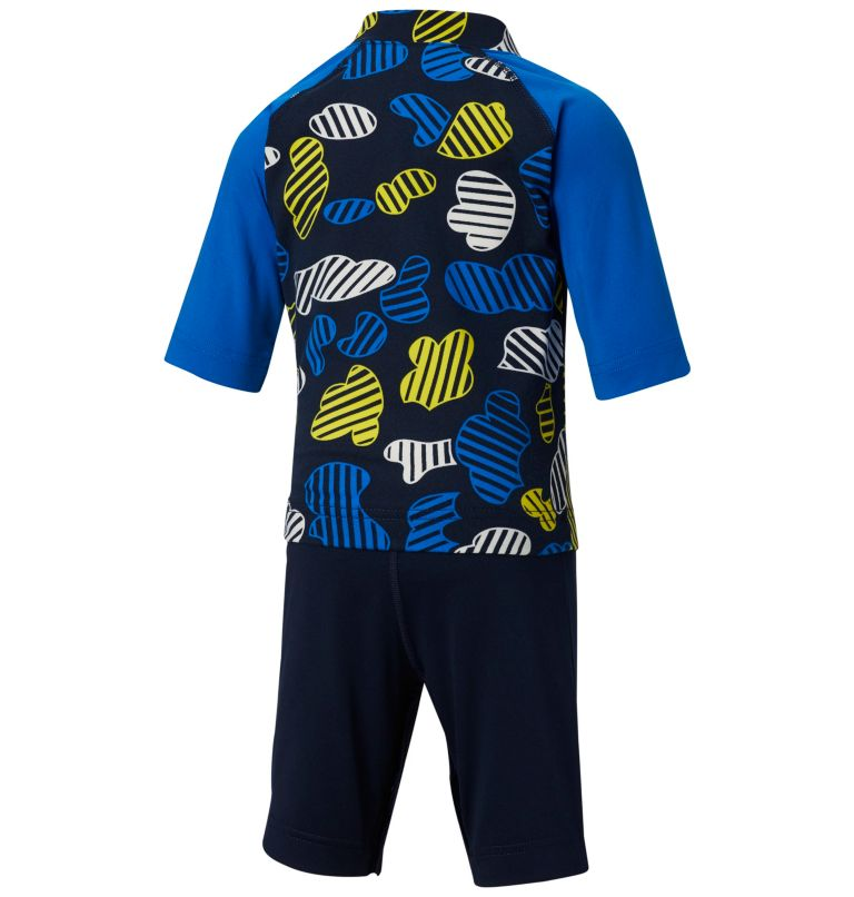 Toddler Sandy Shores™ Sunguard Suit Toddler Sandy Shores™Sunguard Suit, back