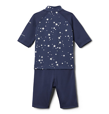 Toddler Sandy Shores™ Sunguard Suit Sandy Shores™Sunguard Suit | 378 | 2T, Nocturnal Stars, back