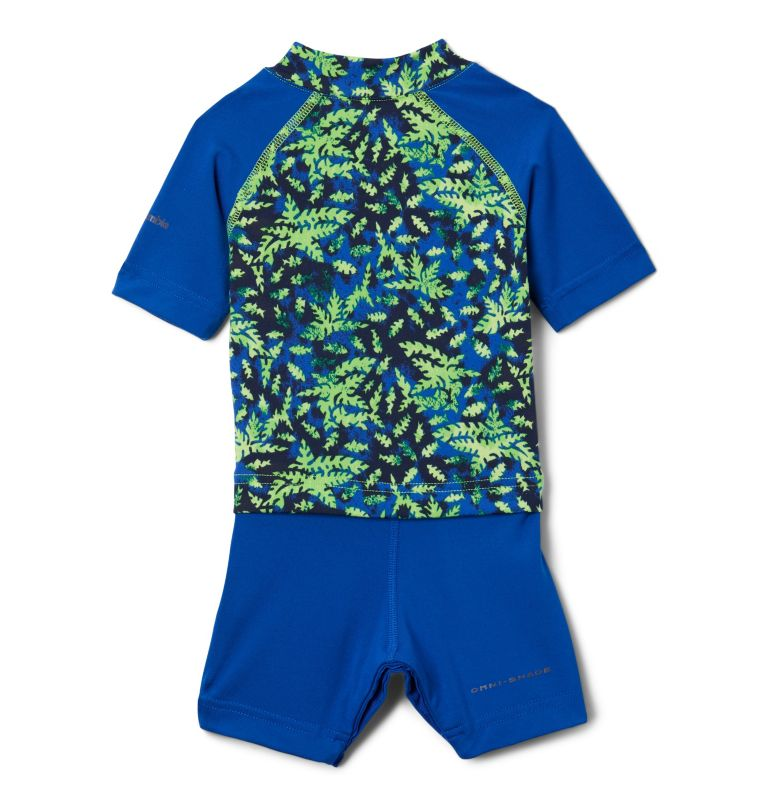 Infant Sandy Shores™ Sunguard Suit Infant Sandy Shores™ Sunguard Suit, back
