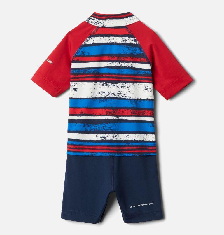 Infant Sandy Shores™ Sunguard Suit Infant Sandy Shores™ Sunguard Suit, back