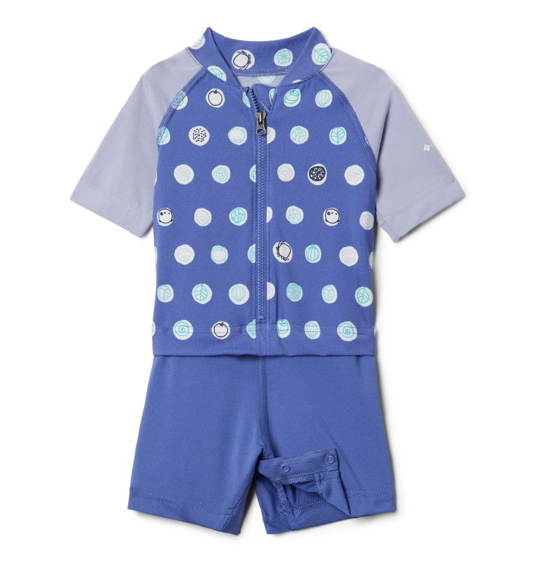 Infant Sandy Shores™ Sunguard Suit Infant Sandy Shores™ Sunguard Suit, front