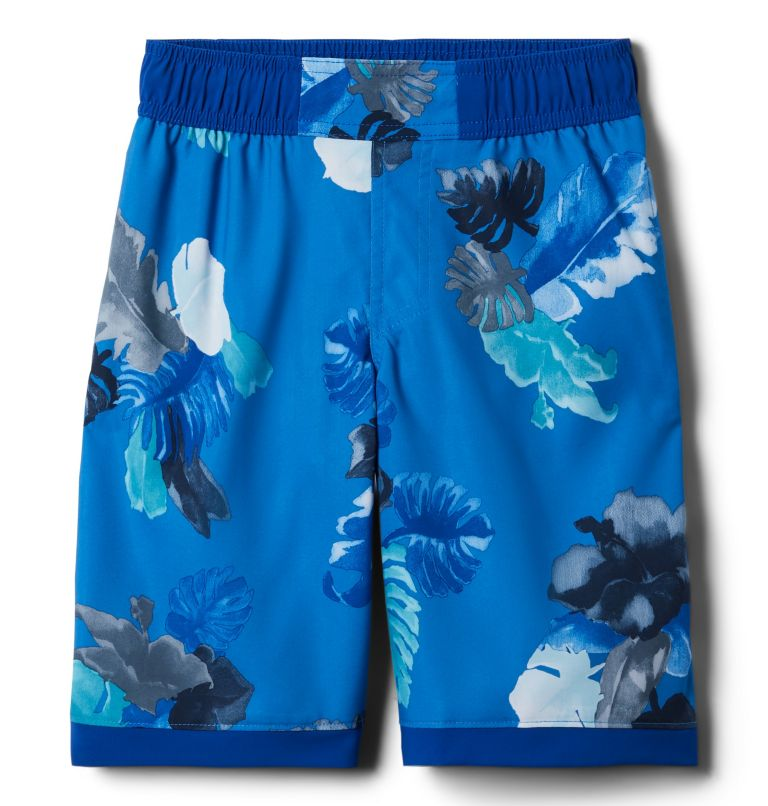 Sandy Shores™Boardshort | 439 | L Boys' Sandy Shores™Board Shorts, Azul Tropical, front