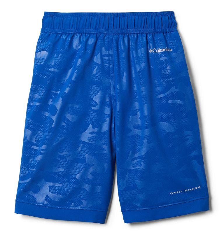 Sandy Shores™Boardshort | 440 | XL Boys' Sandy Shores™Board Shorts, Azul Camo Emboss, back