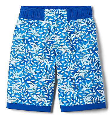 Boys' Sandy Shores™Board Shorts Sandy Shores™Boardshort | 441 | XL, Azul Leafy Predators, Azul, front