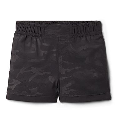 Boys' Toddler Sandy Shores™ Board Shorts Sandy Shores™Boardshort | 614 | 2T, Shark Camo Emboss, front
