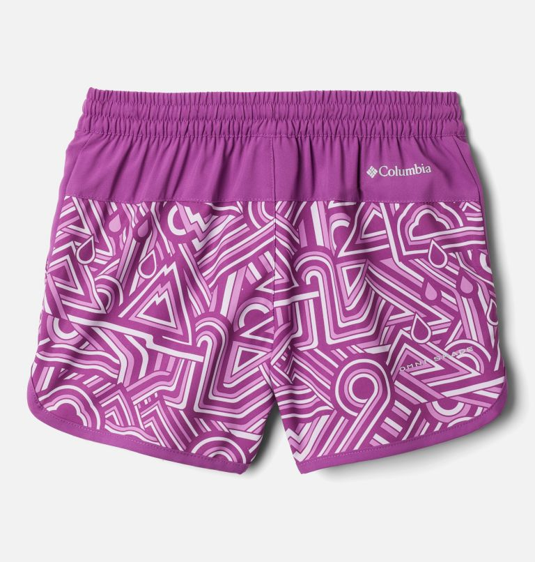 Girls' Sandy Shores™ Board Shorts Girls' Sandy Shores™Board Shorts, back