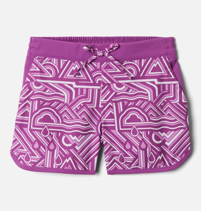 Girls' Sandy Shores™ Board Shorts Girls' Sandy Shores™Board Shorts, front