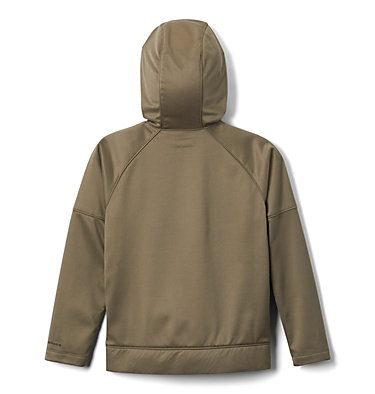 Youth Everyday Easy™ Fleece Jacket Everyday Easy™ Full Zip Fleece | 627 | L, Sage, back