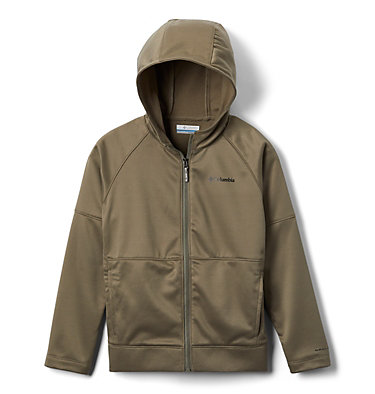 Pile con cerniera Everyday Easy™ da ragazzo Everyday Easy™ Full Zip Fleece | 627 | L, Sage, front