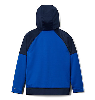 Chaqueta polar con cremallera completa Everyday Easy™ para jóvenes Everyday Easy™ Full Zip Fleece | 627 | L, Azul, Collegiate Navy, back