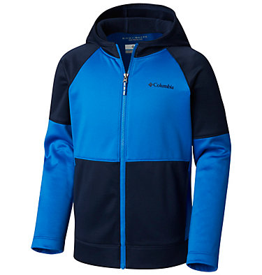 Veste Polaire Entièrement Zippée Everyday Easy™ Junior , front