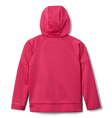 Chaqueta polar con cremallera completa Everyday Easy™ para jóvenes Everyday Easy™ Full Zip Fleece | 627 | L, Cactus Pink, back