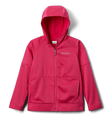 Youth Everyday Easy™ Fleece Jacket Everyday Easy™ Full Zip Fleece | 627 | L, Cactus Pink, front