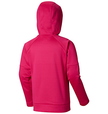 Chaqueta polar con cremallera completa Everyday Easy™ para jóvenes Everyday Easy™ Full Zip Fleece | 627 | L, Haute Pink, back