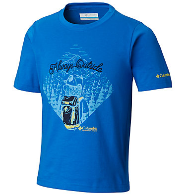 Boys' Camp Champs™Short Sleeve Shirt , front