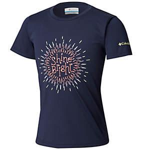 T-shirt à manches courtes Shine Brighter™ pour fille