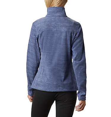 Women's Fast Trek™ Light Printed Fleece Jacket Fast Trek™ Light Printed Full  | 466 | L, Nocturnal Spacedye, back