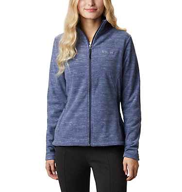 Fleece con cerniera Fast Trek™ Light Printed da donna , front