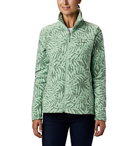 Women's Fast Trek™ Light Printed Full-Zip Jacket