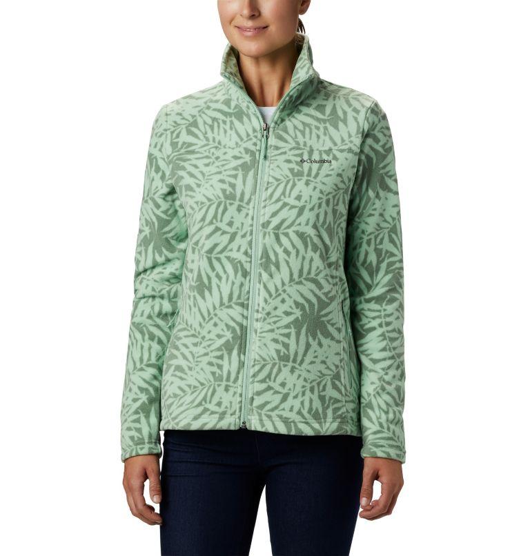 Women's Fast Trek™ Light Printed Full-Zip Jacket Women's Fast Trek™ Light Printed Full-Zip Jacket, front