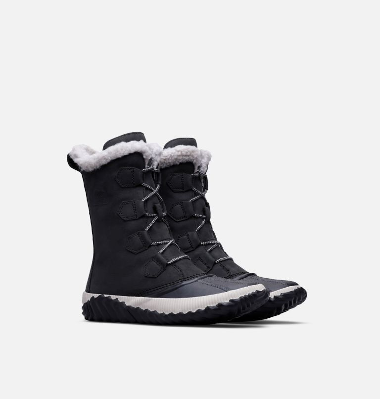 Womens Out N About™ Plus Tall Duck Boot Womens Out N About™ Plus Tall Duck Boot, 3/4 front
