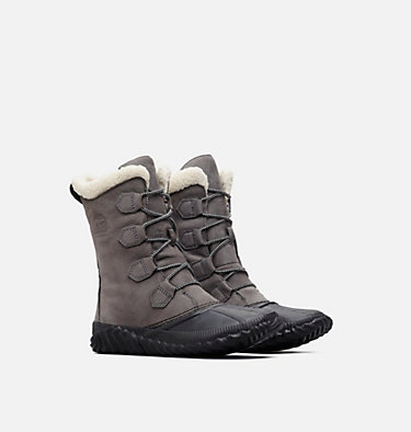 Women's Out 'N About™ Plus Tall Boot OUT N ABOUT™ PLUS TALL | 010 | 5.5, Quarry, 3/4 front