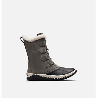 Womens Out N About™ Plus Tall Duck Boot