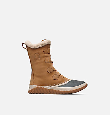 Womens Out N About™ Plus Tall Duck Boot OUT N ABOUT™ PLUS TALL | 053 | 10, Elk, front
