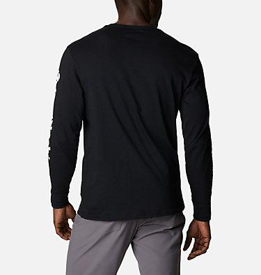 T-shirt Manches Longues North Cascades™ Homme North Cascades™ Long Sleeve Te | 100 | L, Black, back