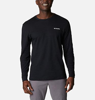 T-shirt Manches Longues North Cascades™ Homme North Cascades™ Long Sleeve Te | 100 | L, Black, front