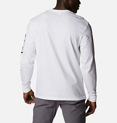 Men's North Cascades™ Long Sleeve Tee Shirt , back
