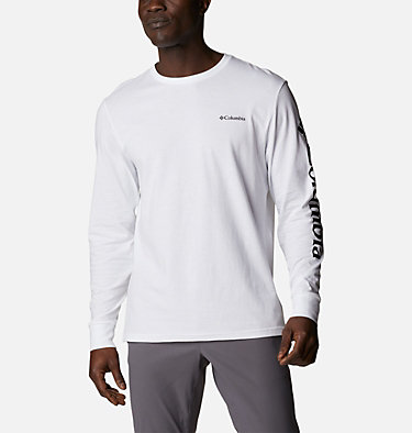 Men's North Cascades™ Long Sleeve Tee Shirt , front