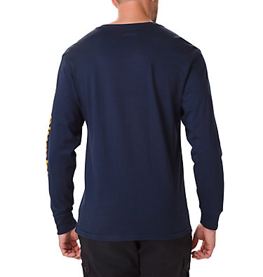 T-shirt Manches Longues North Cascades™ Homme North Cascades™ Long Sleeve Te | 100 | L, Collegiate Navy, Stinger, back