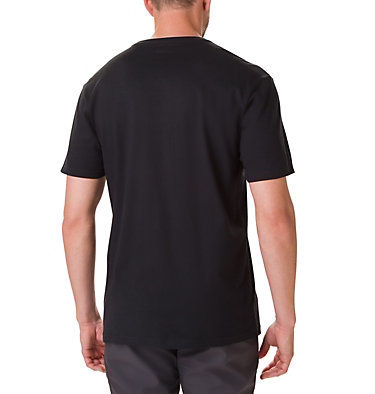 T-shirt North Cascades™ Homme North Cascades™ Short Sleeve Tee | 386 | S, Black, back