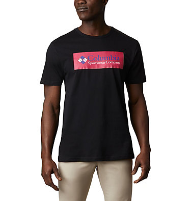 T-shirt North Cascades™ Homme North Cascades™ Short Sleeve Tee | 386 | S, Black, front