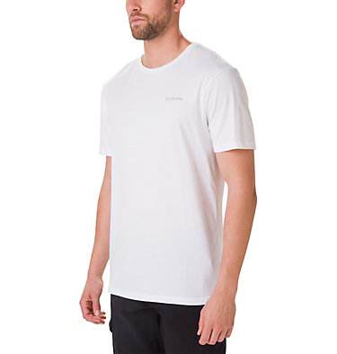 Men's North Cascades™ Tee Shirt North Cascades™ Short Sleeve Tee | 386 | S, White, Azul, front