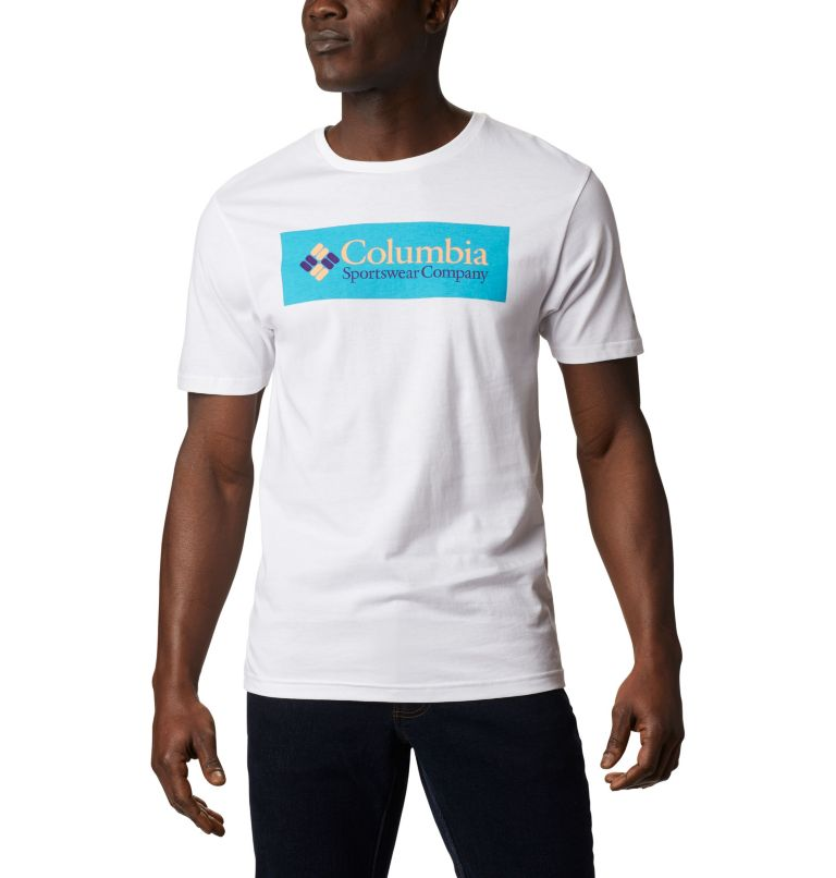 North Cascades™ Short Sleeve T | 112 | M T-shirt North Cascades™ Homme, White, front