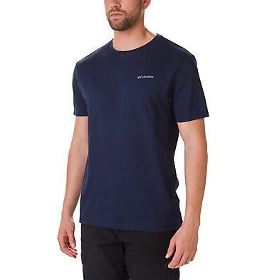 T-shirt North Cascades™ Homme North Cascades™ Short Sleeve Tee | 386 | S, Collegiate Navy, Stinger, front