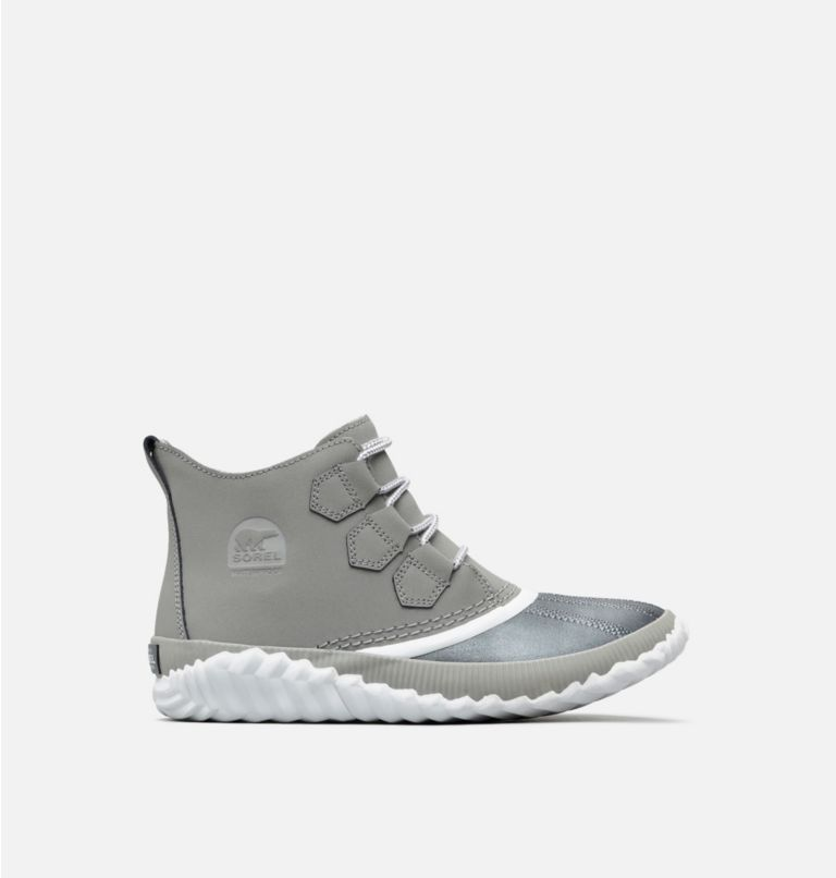 OUT N ABOUT™ PLUS | 061 | 5 Women's Out N About™ Plus Boot, Chrome Grey, front