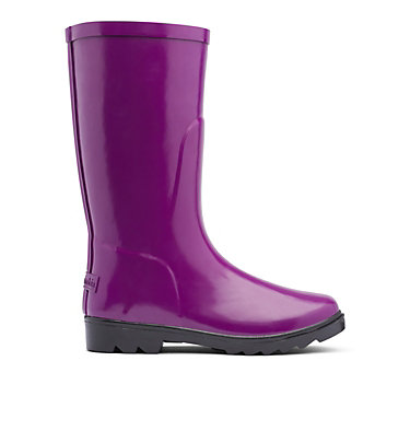 Big Kids' Downpour™ Rain Boot Y DOWNPOUR™ | 541 | 6, Plum, Black, front