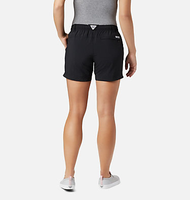 Women's PFG Backcast™ Water Shorts W Backcast™ Water Short | 462 | XS, Black, back