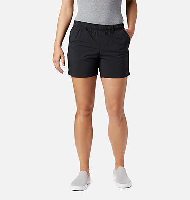 Women's PFG Backcast™ Water Shorts W Backcast™ Water Short | 462 | XS, Black, front