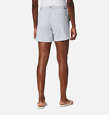 Women's PFG Backcast™ Water Shorts W Backcast™ Water Short | 462 | XS, Cirrus Grey, back