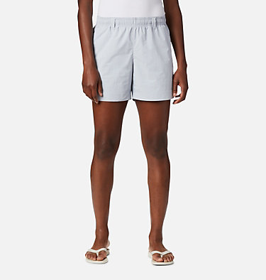 Women's PFG Backcast™ Water Shorts W Backcast™ Water Short | 462 | XS, Cirrus Grey, front