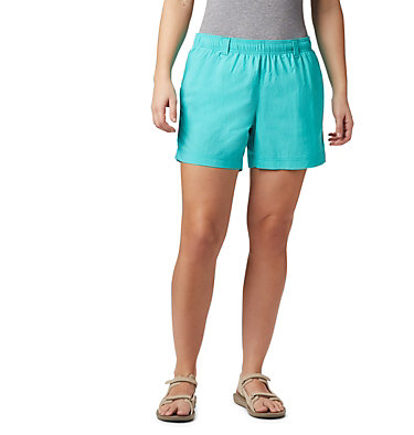 Women's PFG Backcast™ Water Shorts W Backcast™ Water Short | 462 | XS, Dolphin, front