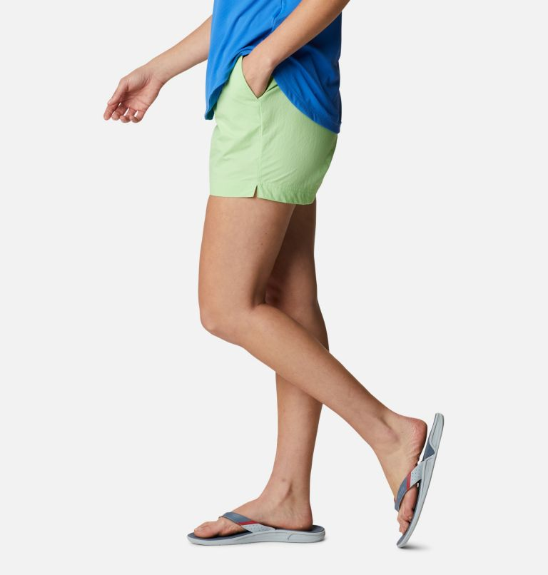 W Backcast™ Water Short | 398 | XS Women's PFG Backcast™ Water Shorts, Lime Glow, a1