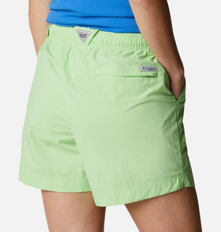 W Backcast™ Water Short | 398 | XS Women's PFG Backcast™ Water Shorts, Lime Glow, a3