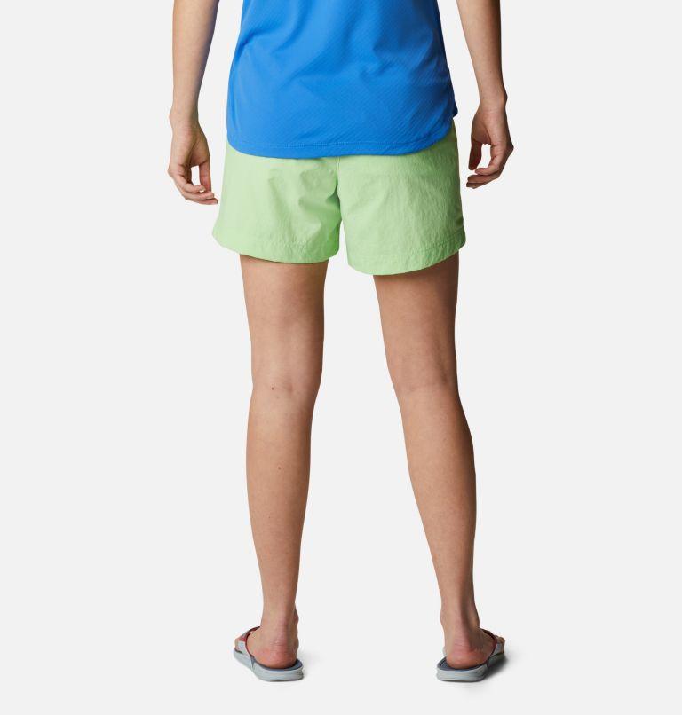 W Backcast™ Water Short | 398 | XS Women's PFG Backcast™ Water Shorts, Lime Glow, back